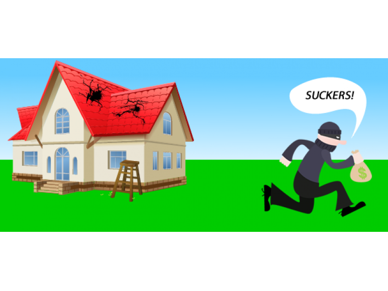 Roof clipart contractor #4