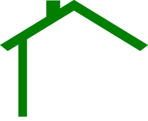Roof clipart green roof #2