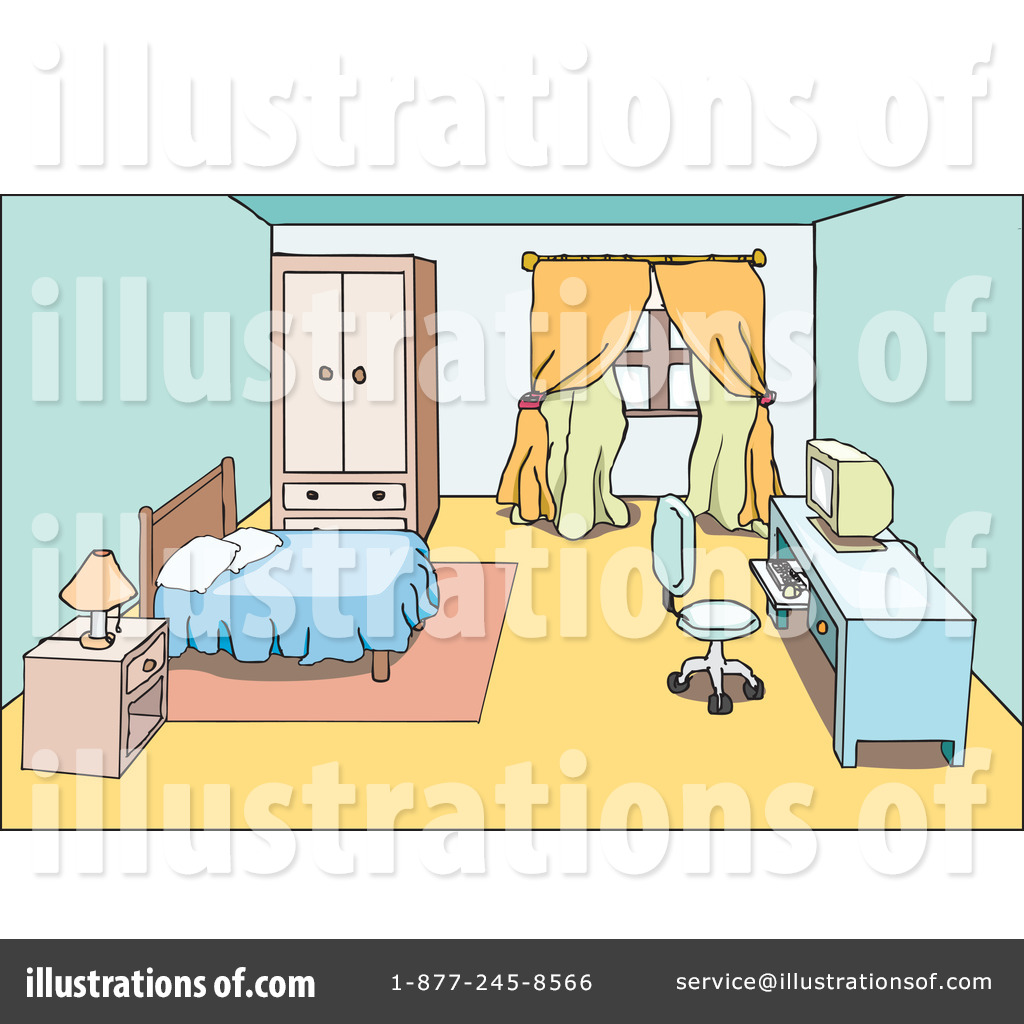 Room clipart By Clipart Art Illustration PlatyPlus