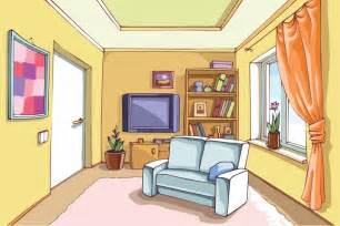 Living Room clipart animated Clipart Clip Living Living Art