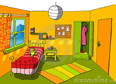 Room clipart background #3