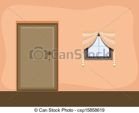 Room clipart background #10