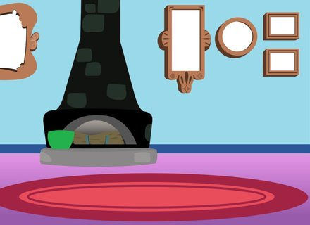 Room clipart background #8