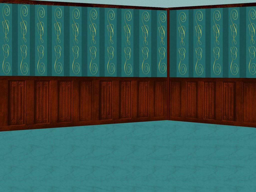 Room clipart background #9
