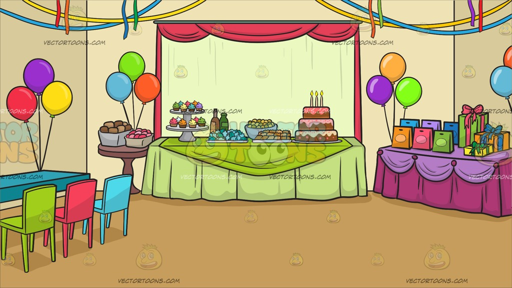 Room clipart background #11