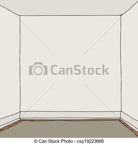 Room clipart blank #3