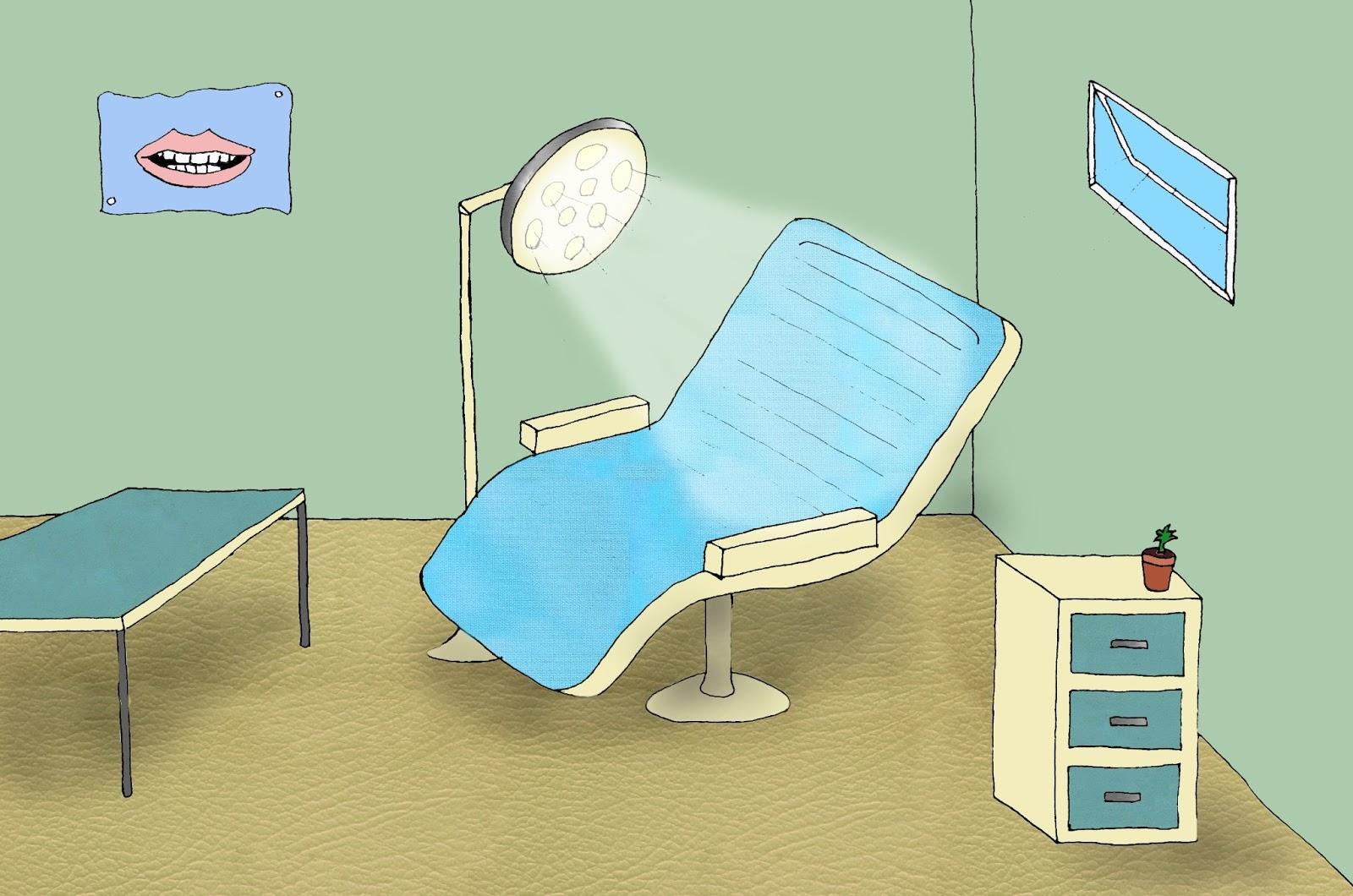 Room clipart hospital room #14