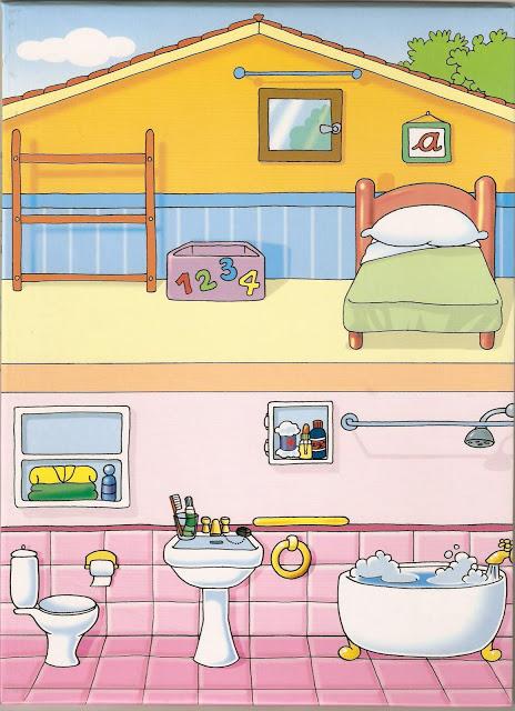 Room clipart la casa #10