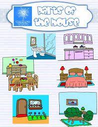 Room clipart la casa #7