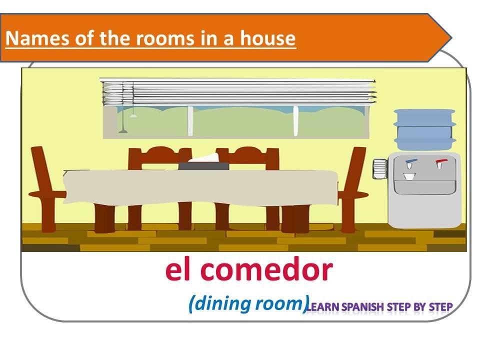 Room clipart la casa #12