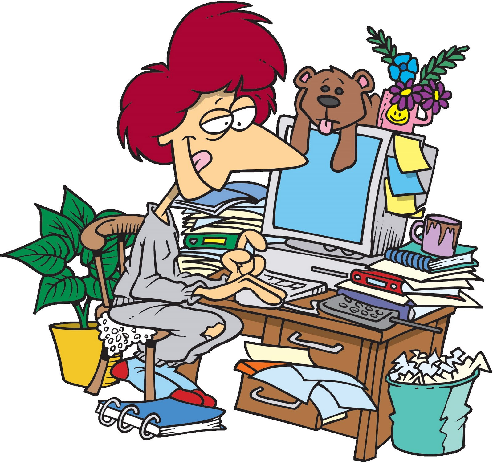 Room clipart mess #10