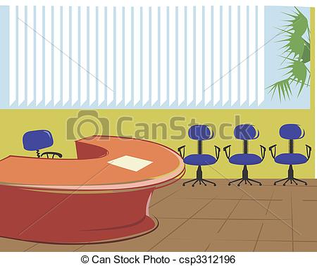 Room clipart office room #12