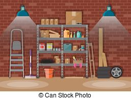 Room clipart store room #10