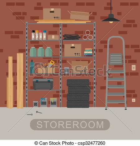 Room clipart store room #5