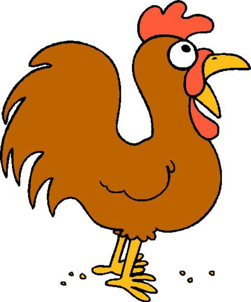 Rooster clipart Clipart rooster Cartoon rooster clipart