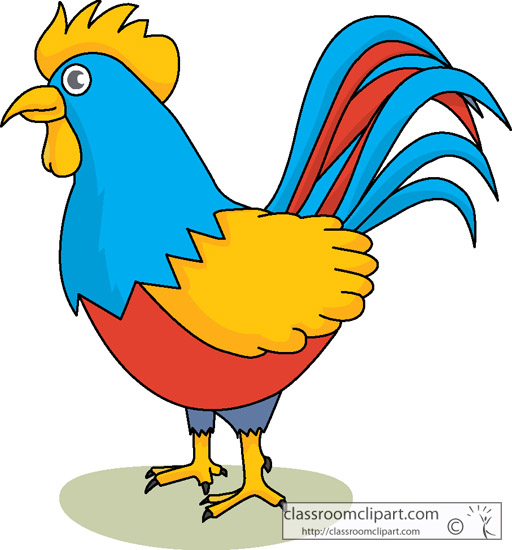 Rooster clipart Rooster Christmas Download Christmas Rooster