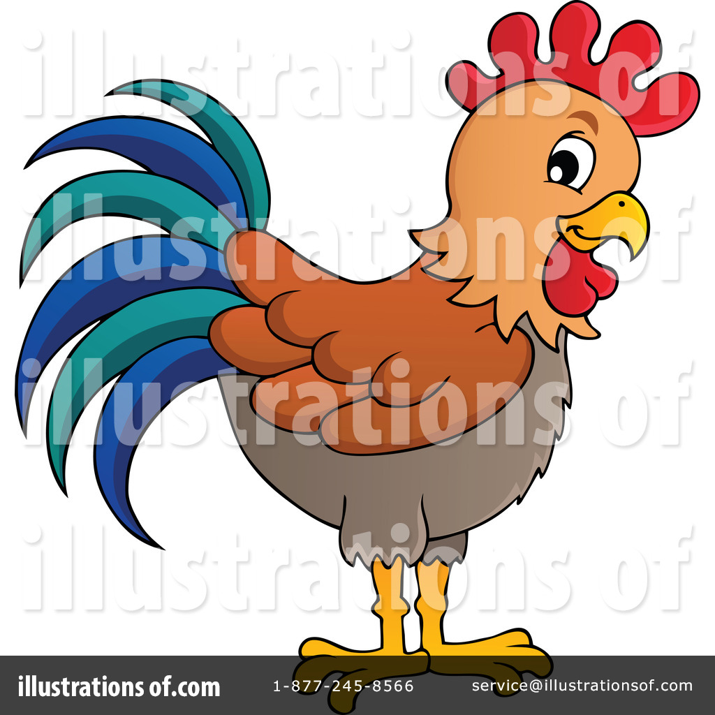 Rooster clipart (RF) Clipart Royalty Clipart by