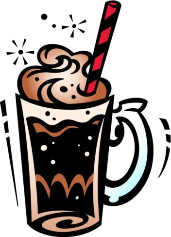 Soda clipart root beer 352x486 Clipart Float Rootbeer