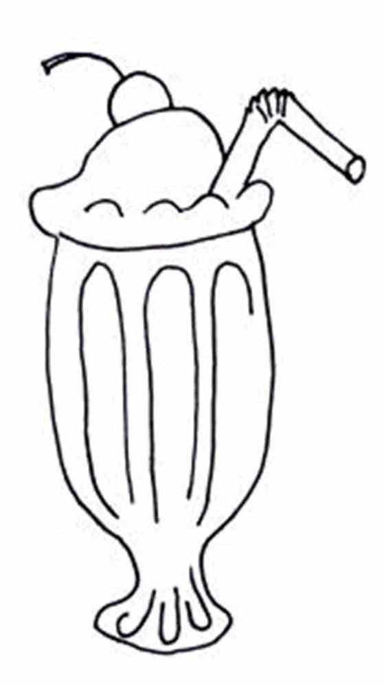 Root Beer clipart ice cream soda Cream Clipart Cream Float Ice