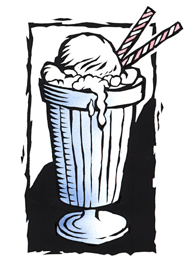 Root Beer clipart ice cream soda Clipart Float Cream Art Ice
