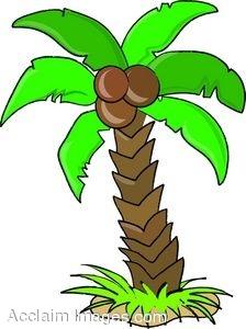Islet clipart buko Coconut%20clipart Monkey Free Tree Clipart