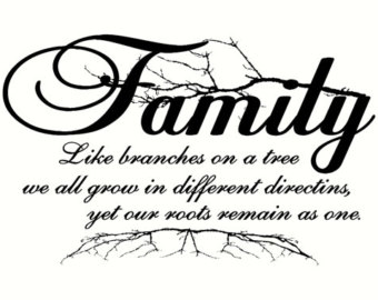 Word clipart family reunion Roots Deep  Clipart Run