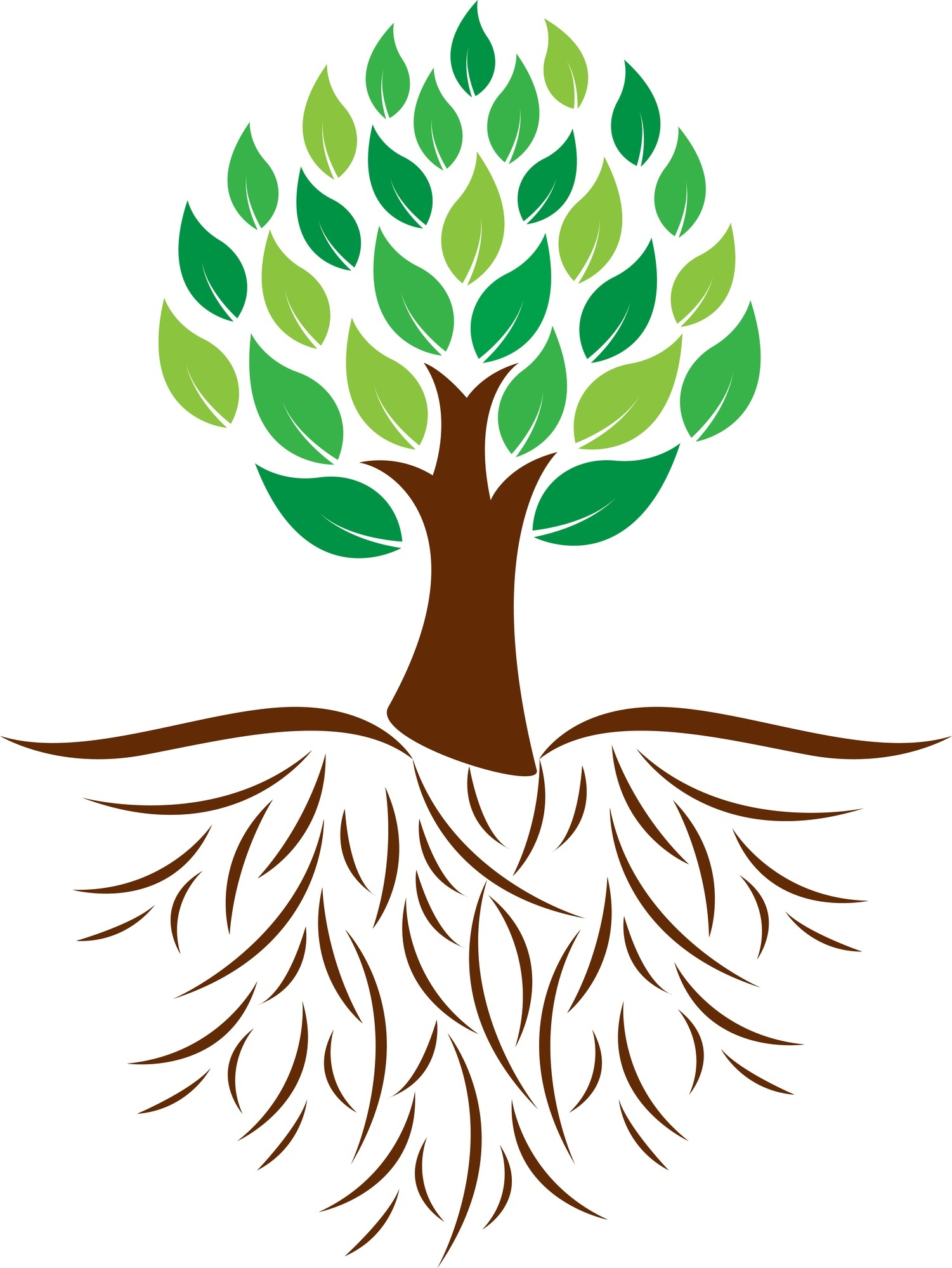Roots clipart tree illustration Amp art roots Images with