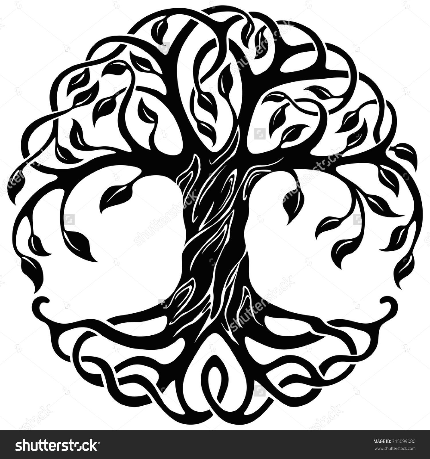 Celt clipart drawing Shutterstock Photos Tree Celtic Pictures