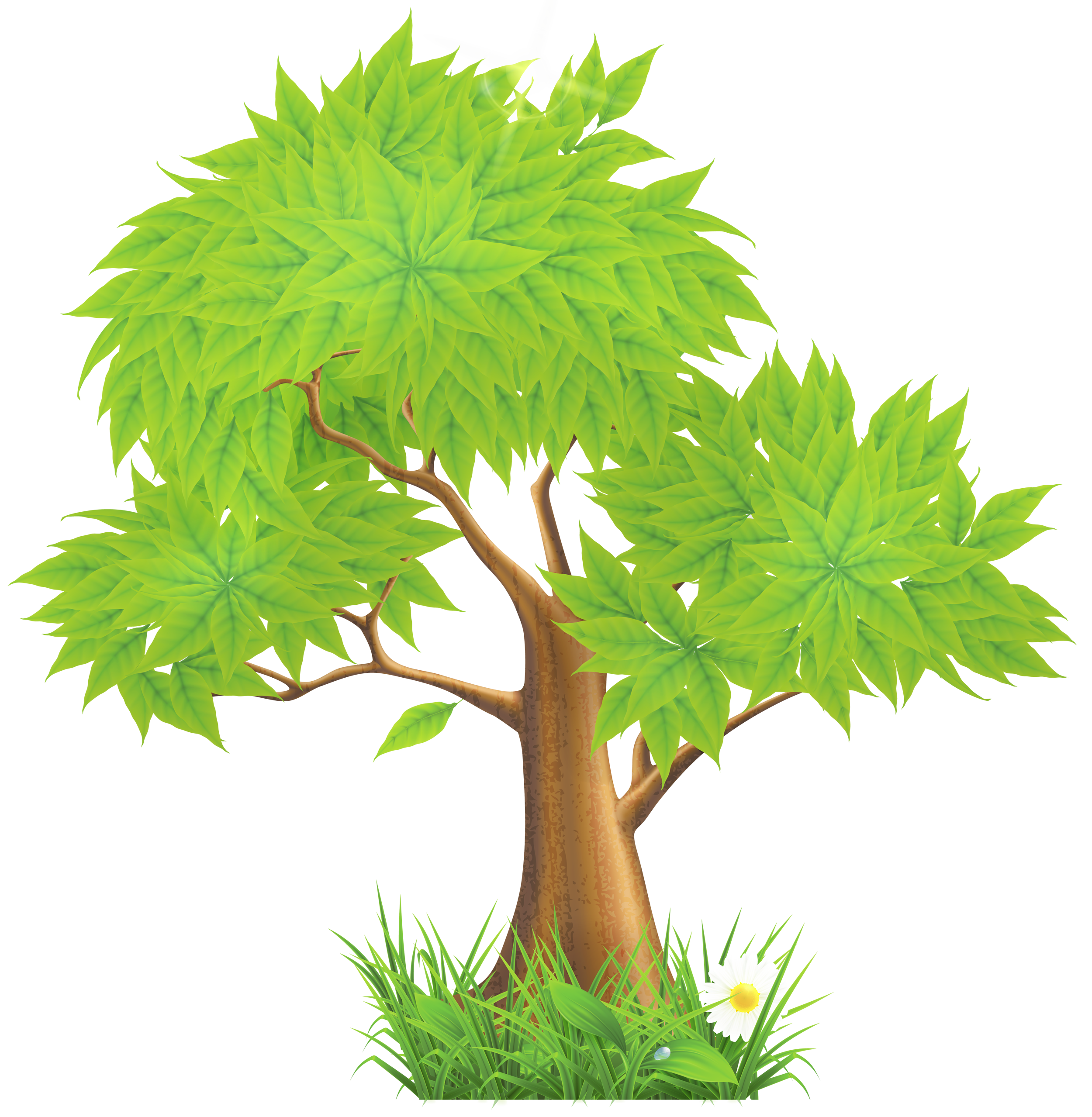 See clipart tree grass Clipart Gallery on Download Png
