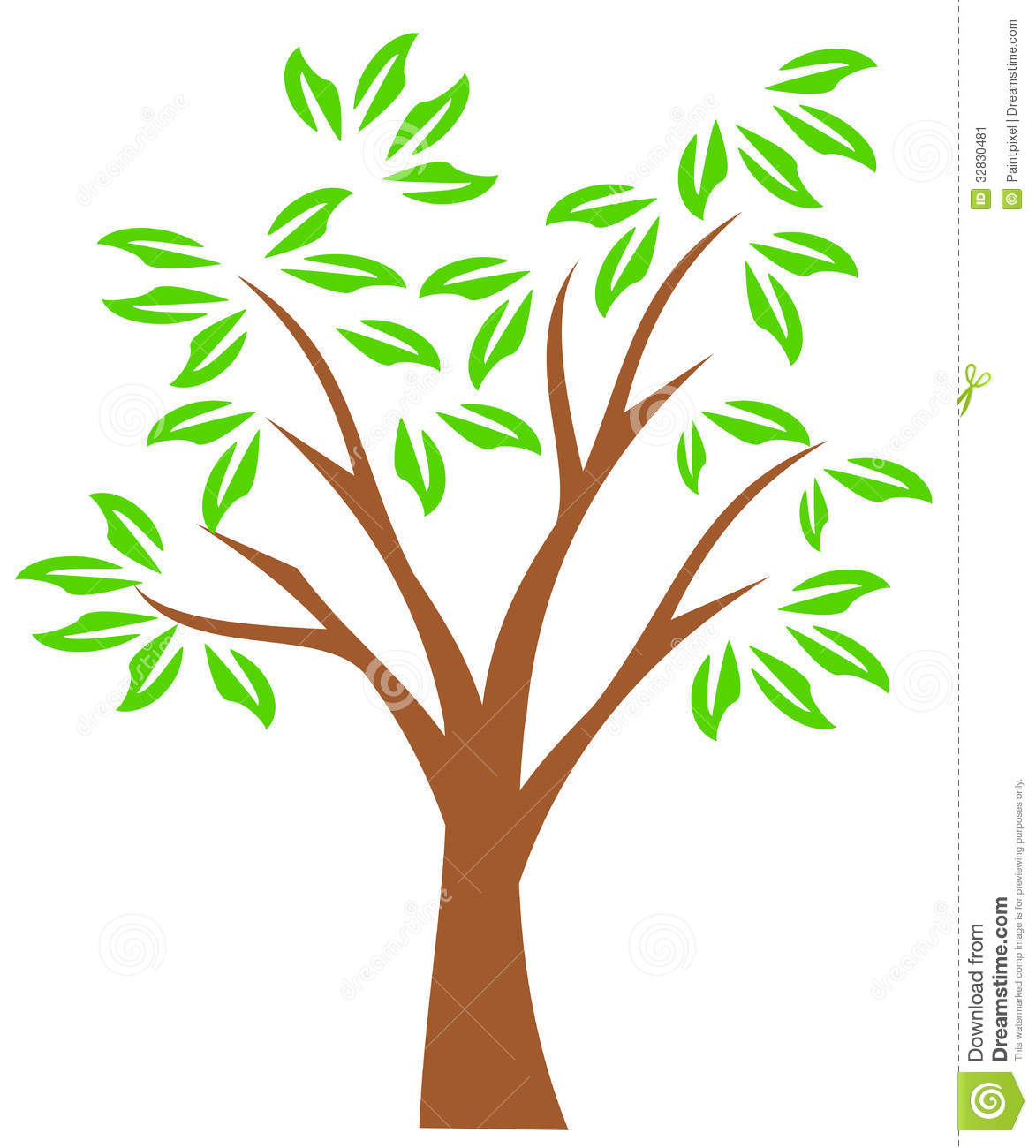 Branch clipart tree log Free Clip Tree Images Panda