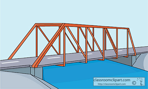 Broken Bridge clipart beam bridge Download Clipart Cliparting Bridge 72