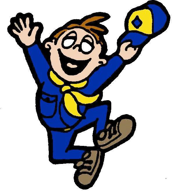 Rope Bridge clipart boy scout #9