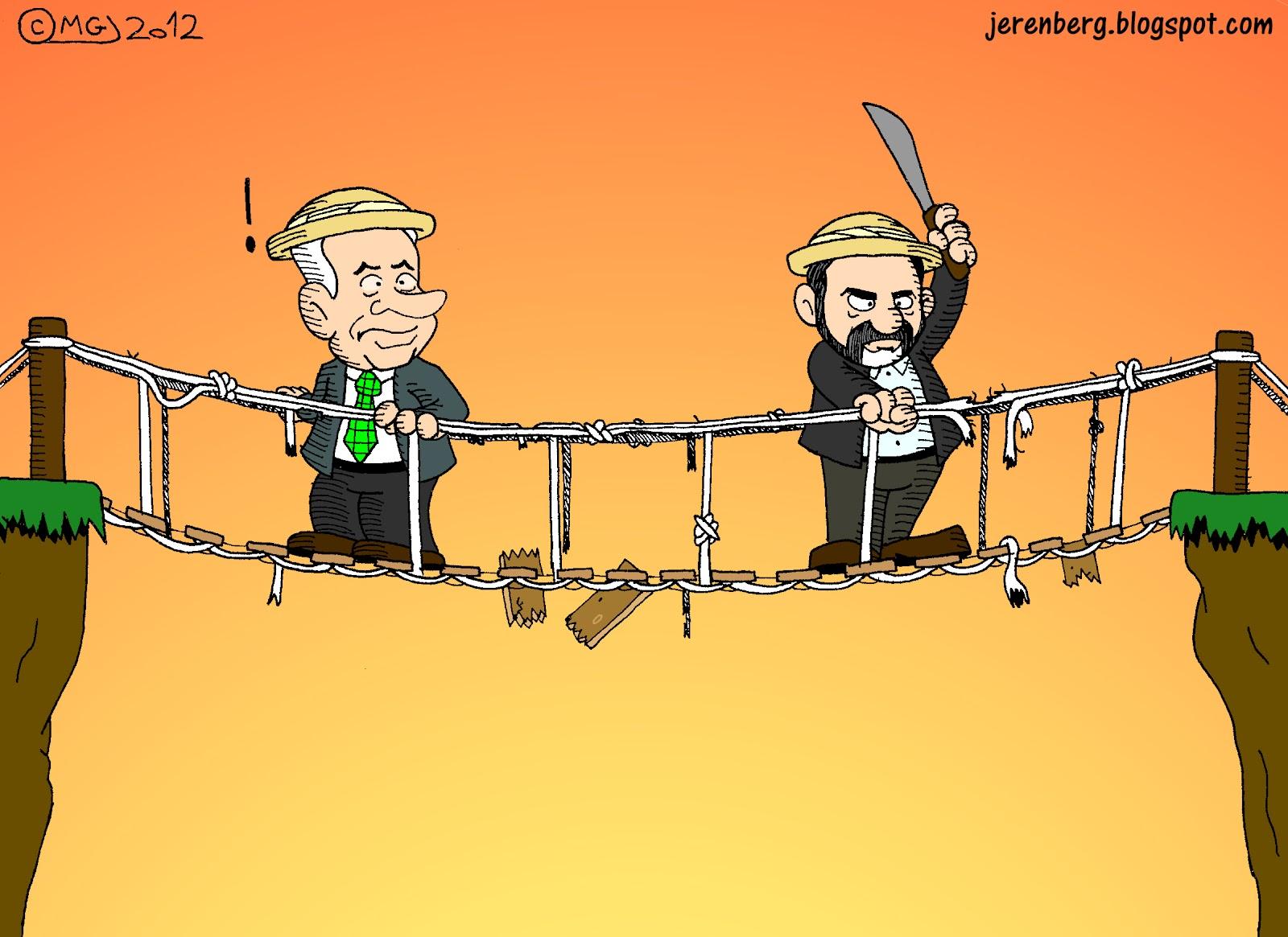 Rope Bridge clipart cartoon #15