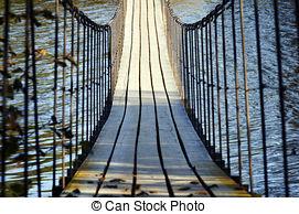 Rope Bridge clipart jungle #3