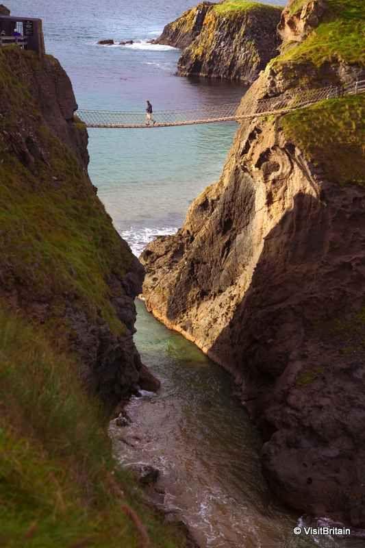Rope Bridge clipart water Northern Best KATHY Bridge america