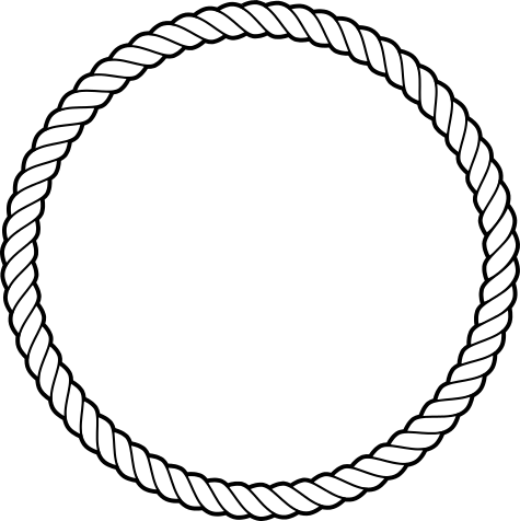 Rope clipart Vector clipart blog – ring
