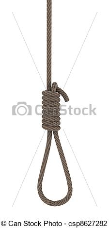 Rope clipart gallows #4