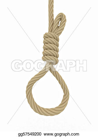 Rope clipart gallows #8