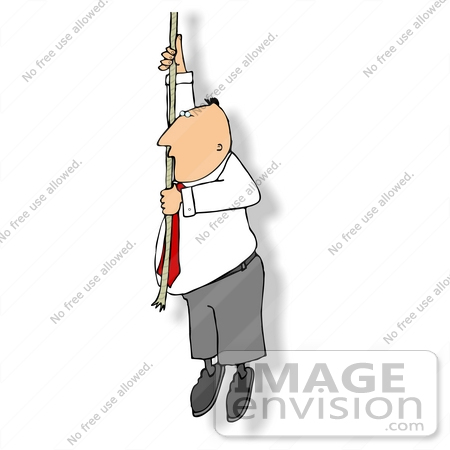 Rope clipart hanging #3