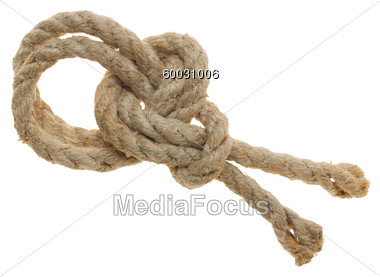 Rope clipart knotted rope #2