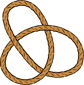 Rope clipart knotted rope #5