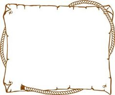 Rope clipart rodeo #10