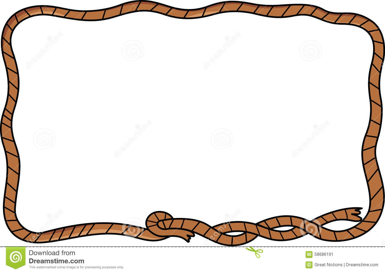 Rope clipart rodeo #12