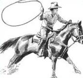 Rope clipart rodeo #15
