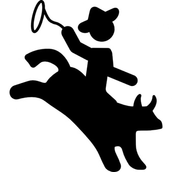 Rope clipart rodeo #11