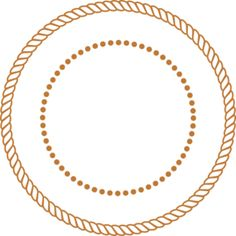 Rope clipart rope circle #8