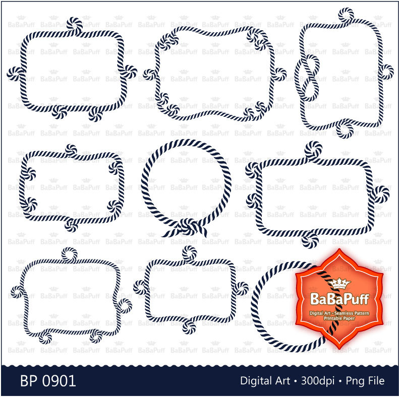 Rope clipart small #13