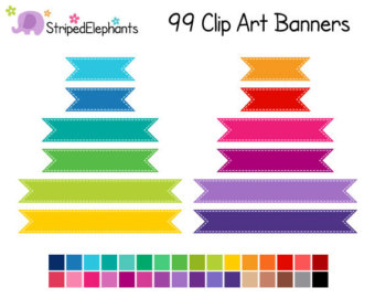 Rope clipart straight ribbon #2