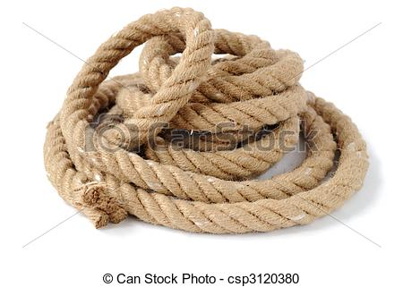 Rope clipart thick #7