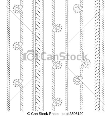Rope clipart thick #6